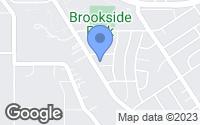 Map of Redlands, CA