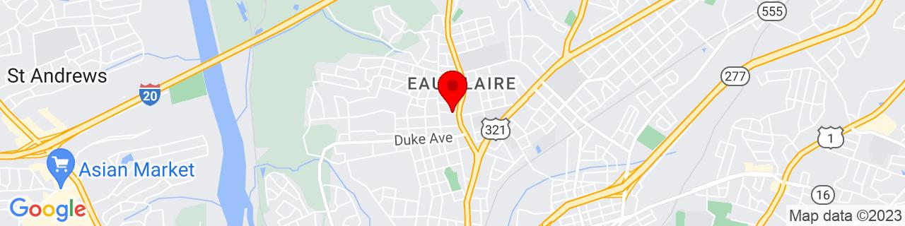 Google Map of 34.0428286, -81.0441202
