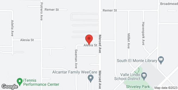 9927 Alesia Street South El Monte CA 91733