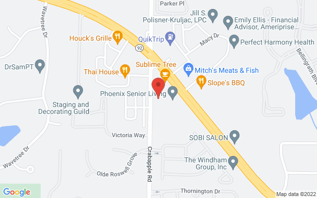 static image of 10929 Crabapple Rd, Suite 201E, Roswell, Georgia