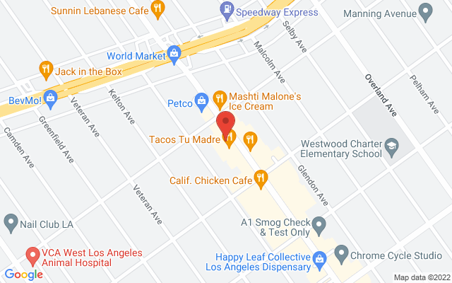 static image of 1923 1/2 Westwood Blvd., Suite 2, Los Angeles, California