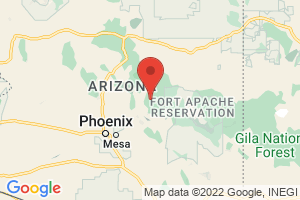 Map of Arizona