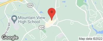 Map of 2700 Braselton Hwy in Dacula
