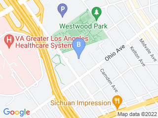 Map of Westside Dog Nanny Dog Boarding options in Los Angeles | Boarding
