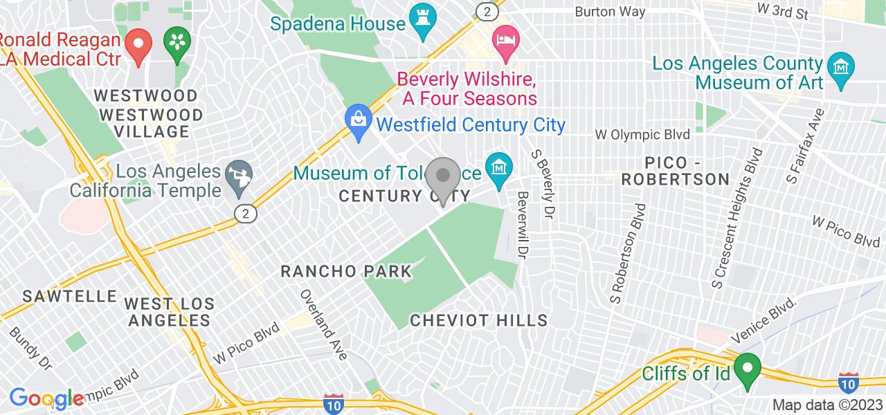 2220 Avenue of the Stars, Los Angeles, CA 90067, USA