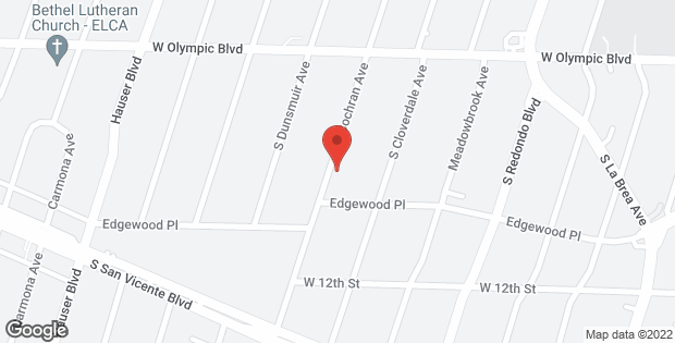 1106 S Cochran Los Angeles CA 90019
