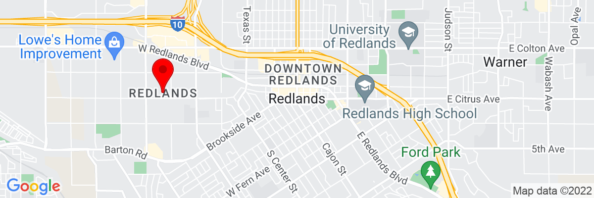 Google Map of 34.055569166667,-117.18253805556