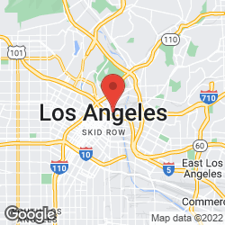 Los Angeles Union Passenger Terminal on the map