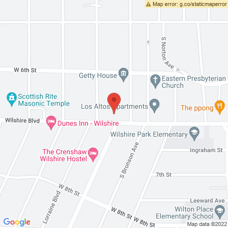 Phillip J Burel and Associates on Map (4201 Wilshire Blvd, Los Angeles, CA 90010) Map