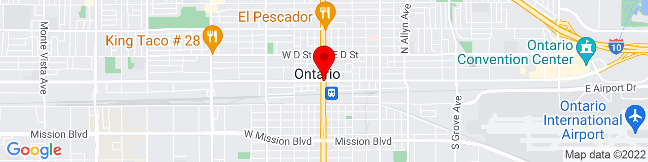 Google Map of 34.06334, -117.65089