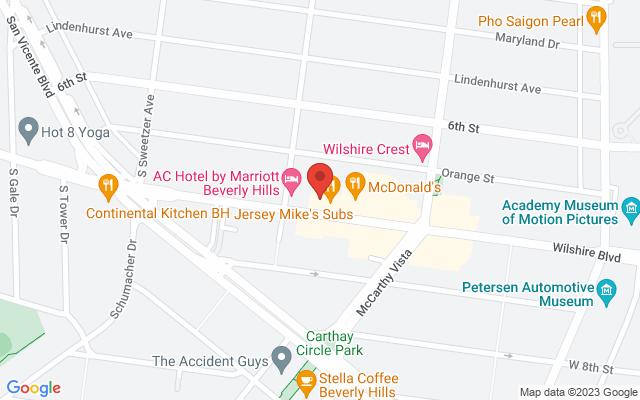 static image of 6363 Wilshire Blvd, Suite 407, Los Angeles, California