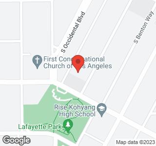 525 S La Fayette Park Pl Unit 313
