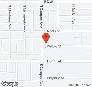 136 North Campus Avenue