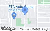 Map of Montclair, CA