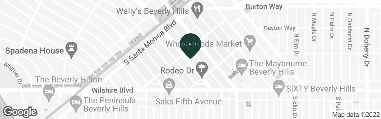 map static for GEARYS Rolex Boutique - Rodeo Drive