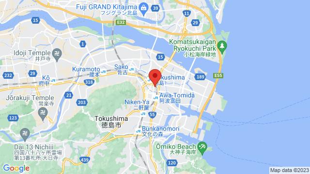 徳島県徳島市