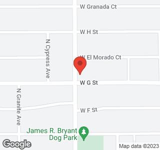 664 W G Street
