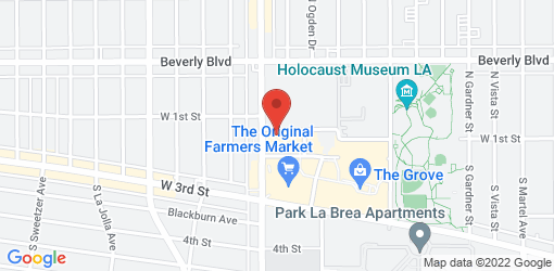 Directions to Veggie Grill