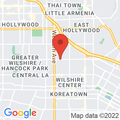 Map showing Full Service Coffee Co.