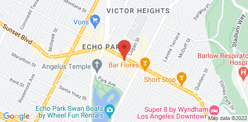 Directions to Sage Plant Based Bistro and Brewery Echo Park