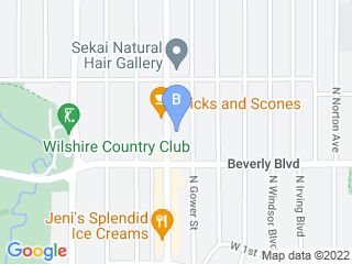 Map of Barking Lot Dog Boarding options in Los Angeles | Boarding