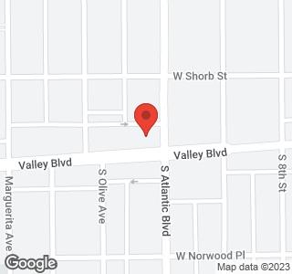 1101 Valley Blvd #210