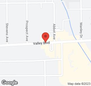 W Valley Boulevard