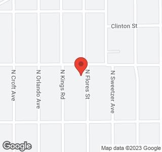 459 North Flores Street