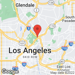 24HR Upholstery Los Angeles on the map