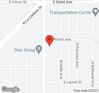 1358 N. Mount Vernon Avenue