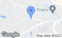 Map of Alpharetta, GA