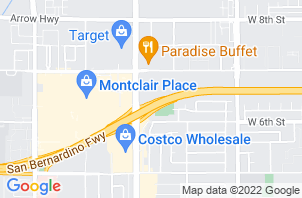 Montclair Mattress Store Location Map