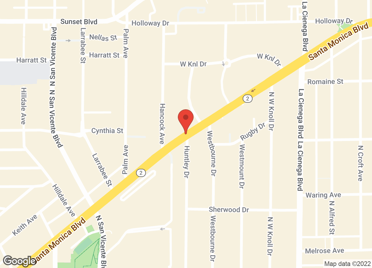 Google Map of VCA TLC Animal Hospital