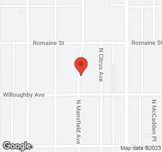 1217 1/2 North Mansfield Avenue