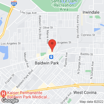 Map of Check `n Go Ramona Boulevard at 14519 Ramona Boulevard, Baldwin Park, CA 91706