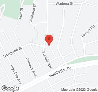 3848 Portola Avenue