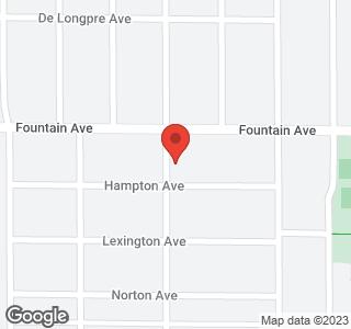 1258 N Curson Ave