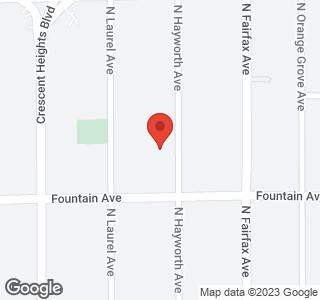 1325 N Hayworth Ave Unit A