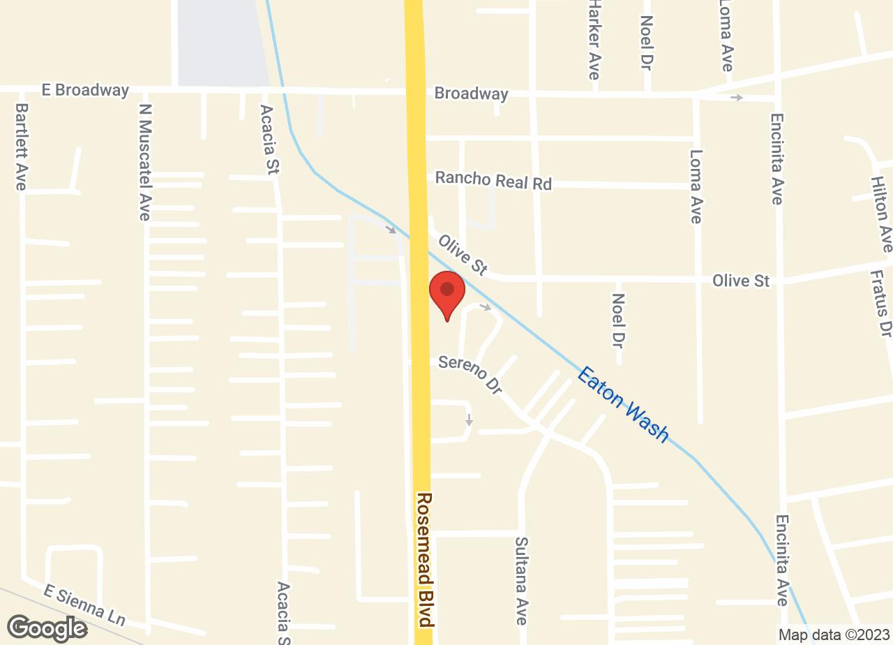 Google Map of VCA Community Companion Animal Hospital