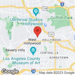 California Vegan Restaurant on the map