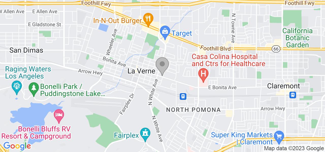 2581 Bonita Ave, La Verne, CA 91750, USA