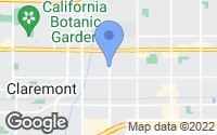 Map of Upland, CA