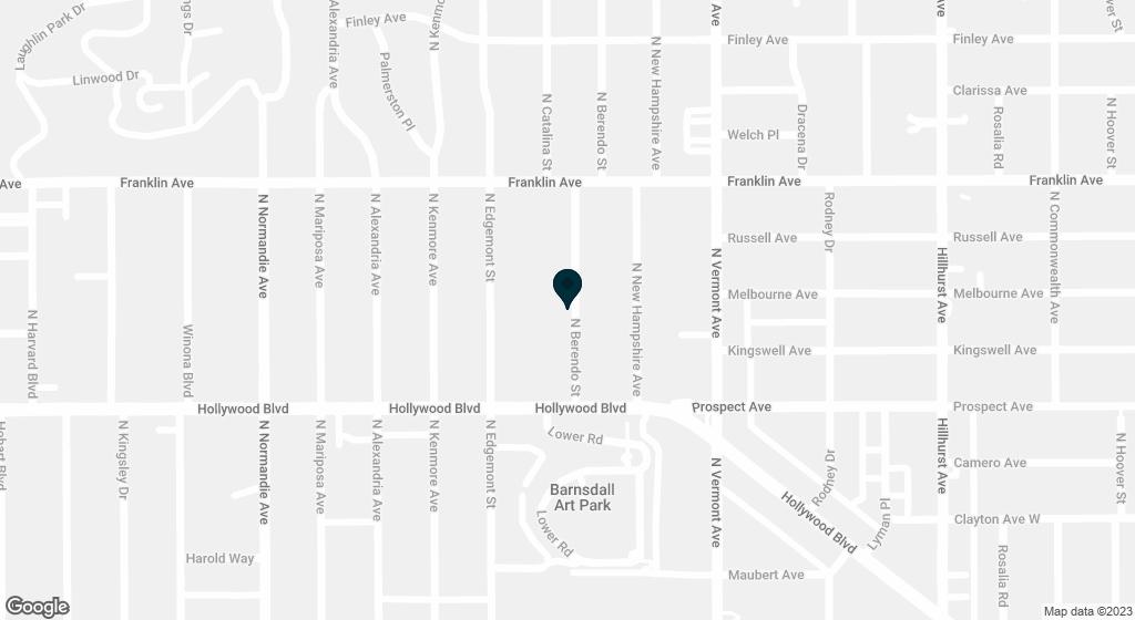 1755 Berendo #22 Los Angeles CA 90027