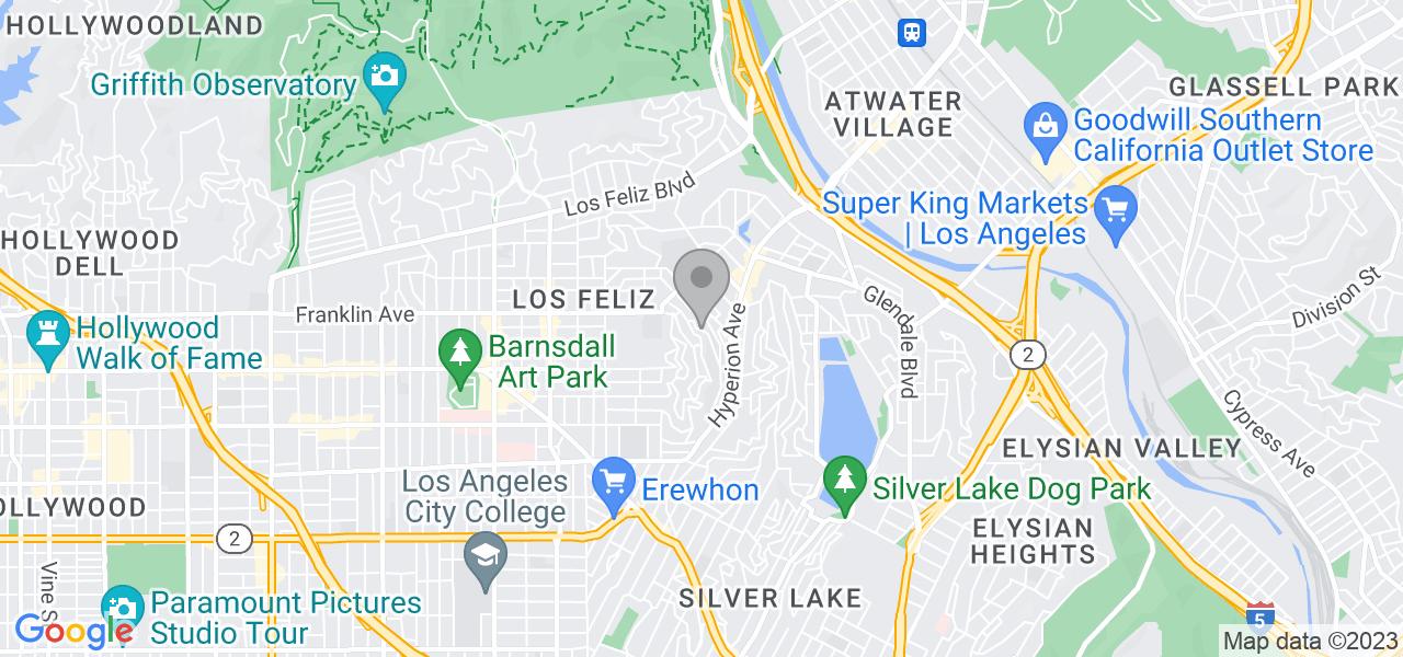 2406 Lyric Ave, Los Angeles, CA 90027, USA