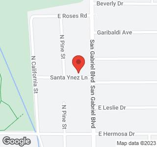 709 Santa Ynez Lane
