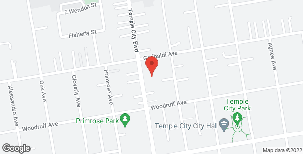 6036 Temple City Boulevard Temple City CA 91780