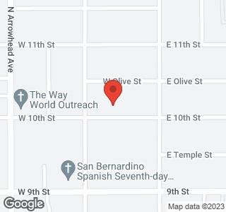 168 W 10th Street