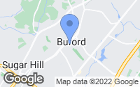 Map of Buford, GA