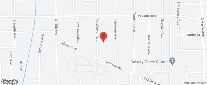 1700 S Mayflower Avenue Arcadia CA 91006