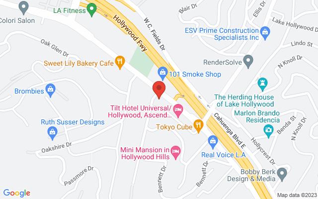 static image of 3255 Cahuenga Blvd. West , Los Angeles, California